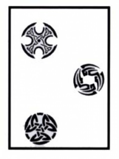es456095 Tattooschablone Celtic Symbols