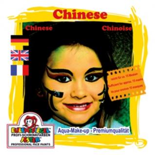 Schmink Set es204948 Motiv Set Chinese,