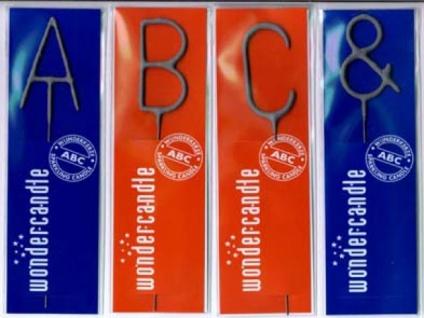 Wunderkerzen ABC Das Wunderkerzen ABC - Vorschau 1