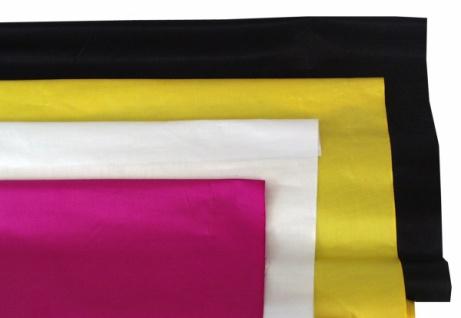 14736 dünner Baumwollstoff, 80cm breit, einfarbig in weiß, pink, lil