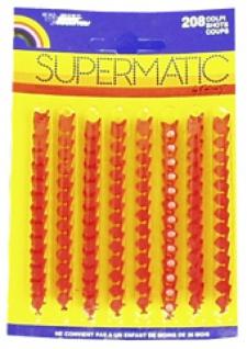 68091 Super Matic, 13 Schuß Streifen, 2 Streifen zusammengesteckt =