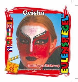 Schmink Set es204986 Motiv Set Geisha, - Vorschau