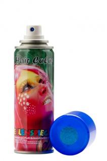es819548 Glitzer Haarspray Blau