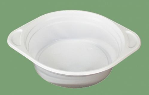 100 Stück Suppenschüsseln aus Plastik