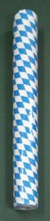 """75562 Holiday Tischtuchpapier """" Bayern"""", weiß/blau"""