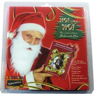 es999738 Ho! Ho! Ho!, Das weihnachtliche Schmink Set - Vorschau