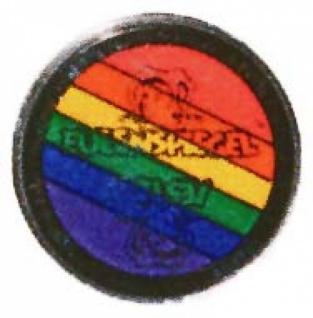 es180068 Rainbow Magic 6 Farben in einer 20ml Dose, Ar