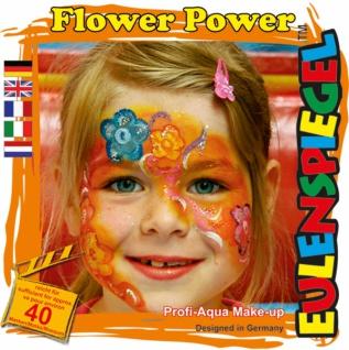 Schmink Set es204863 Motiv Set Flower Power - Vorschau