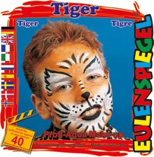 Schmink Set es204047 Motiv Set Tiger,