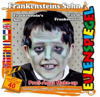 Schmink Set es204719 Motiv Set Frankensteins Sohn - Vorschau