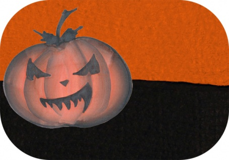 es340127 Split Cake Pumpkin