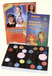 """es103333 Zauberhafte Masken Palette, die Palette zum """" Zaubern"""" von Schminkgesichter"""