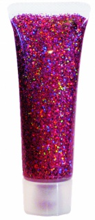 es907160 Glitzer Gel Pink Juwel, 18ml Tube...