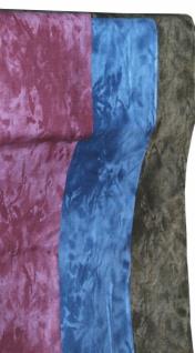 1480 Baumwollstoff, 150cm breit, Batik, in blau und altrosa, Pre