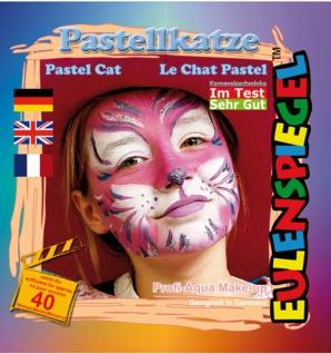 Schmink Set es204016 Motiv Set Pastellkatze - Vorschau