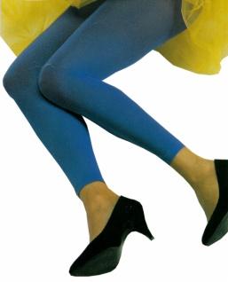 5941 Super elastische Legging in gelb und rosa, Einheitsgröße - Vorschau