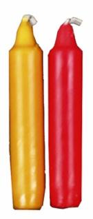 82221 Adventskerzen der besten Qualität, 25mm Ø, 140mm lang,