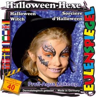 Schmink Set es204184 Motiv Set Halloween Hexe