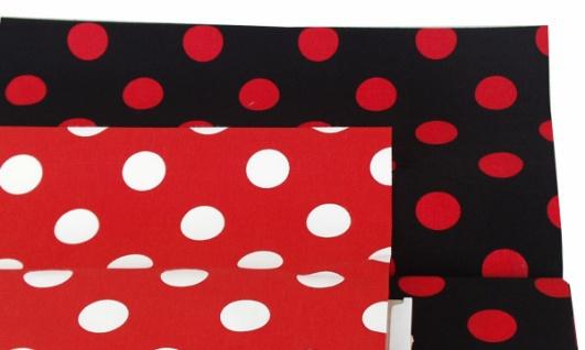 """1487 Baumwollstoff """" Tango"""", 140cm breit, einfarbig mit"""