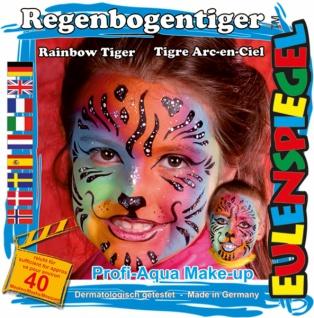 Schmink Set es204566 Motiv Set Regenbogentiger - Vorschau