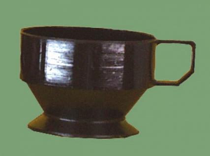 751812 5 Stück Tassenhalter aus Plastik, für die Tasseneinsätze Artikel Nr. 751821 und 751822