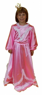 6131 Prinzessin in hellblau und rosa...