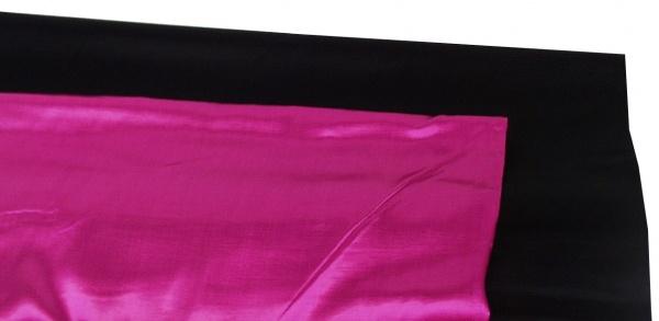 14706 Satin in mittlerer Stärke, 140cm breit, angerauht, einfarbig i - Vorschau 1