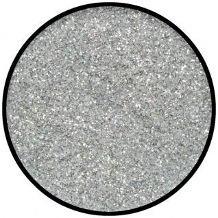 es902738 Silber Juwel (fein), holografischer Glitzer...