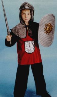 6102 Ritter mit Kappe und Schulterschutz...