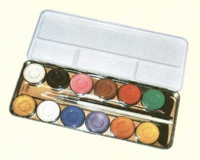 es212004 12 Farben Metallpalette