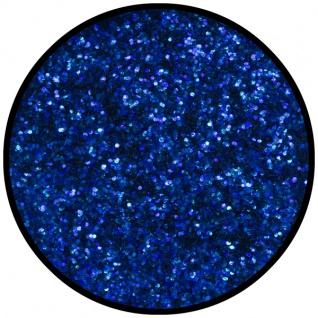 es902202 Juwel Blau, holografischer Glitzer...