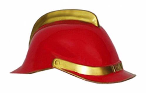 1689 Feuerwehr Helm, Plastik, bessere Qualität...