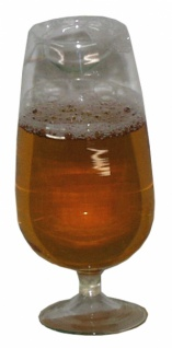 8568 Bierglas aus dem man nicht Trinken kann (Schaum bitte aufschütt - Vorschau