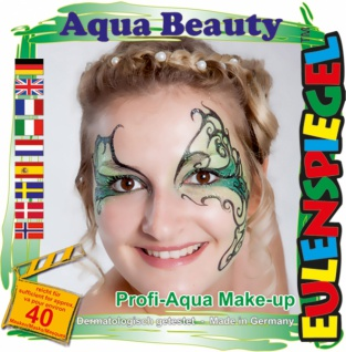 Schmink Set es204054 Motiv Set Aqua Beauty,