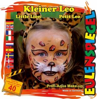 Schmink Set es204627 Motiv Set Kleiner Leo,