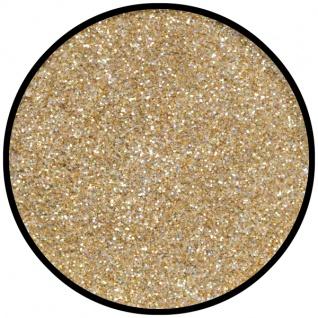 es902530 Gold Juwel (fein), holografischer Glitzer...