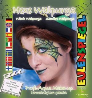 Schmink Set es204771 Motiv Set Hexe Walpurga - Vorschau
