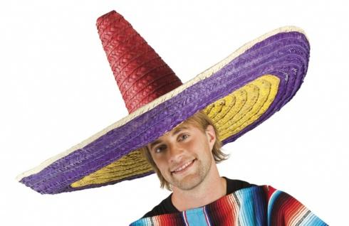 sombrero Zapara bunt 100 cm