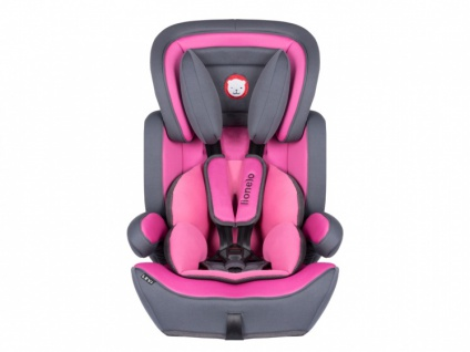 autositz Levi Plus Gruppe 1-3 rosa - Vorschau