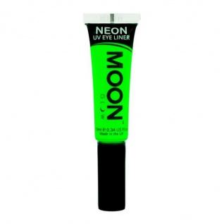 UV Eyeliner Neon Intensiv 10 ml grün