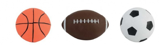 3-in-1 sportballenset 12, 5cm