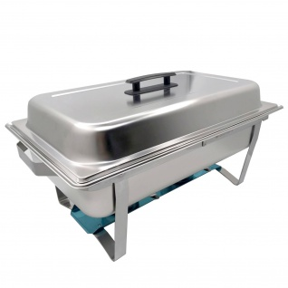 Herzberg HG-8022-1: Professionelle Chafing Dish