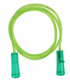 springseil mit Hellgrün 210 cm