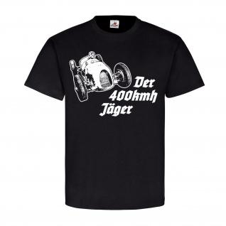 Bernd Rosemeyer der 400kmh Jäger Rennwagen Motorsport Rennfahrer T Shirt #23214