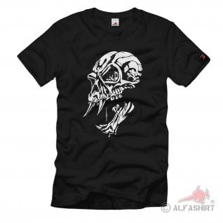 Schädel Totenkopf Skull Biker Gothic Rocker- T Shirt #755