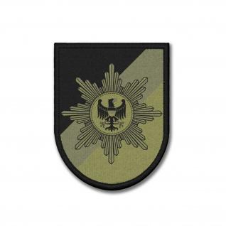 Patch StQ BMVg Tarn Version Stabsquartier Bundeswehr Klett Uniform #37419
