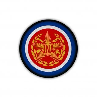 Patch / Aufnäher - JNA Jugoslawische Volksarmee Streitkräfte Wappen #19228