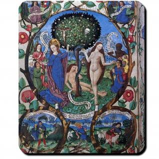 Lebensbaum Yggrasill Weltesche Weltenbaum Mimameid Lärad Kosmos Mauspad #16131