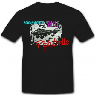 Savoia-Marchetti SM 81-Italien Luftwaffe Bomber Flugzeug - T Shirt #8212