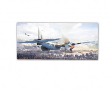 Poster rOEN911 De Havilland DH-98 Mosquito Mehrzweckflugzeug ab30x14cm#30719